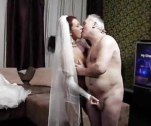 ბებერი ქმარი და იტალიური პატარძალი